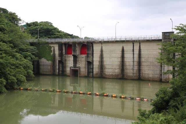 猫山ダム - ダムの訪問記