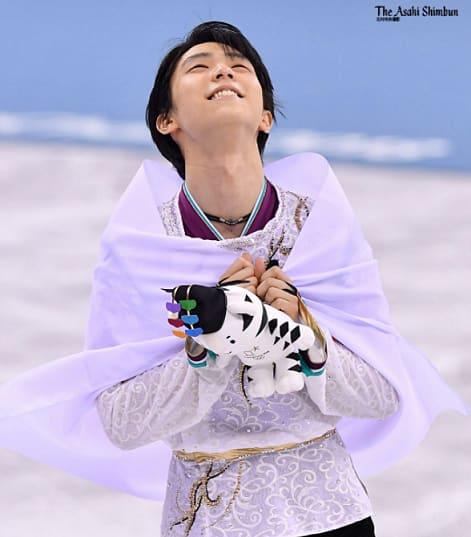 programma libero Yuzuru Hanyu