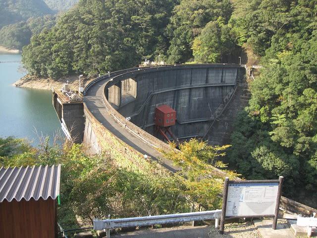 宮崎ダムカード 綾北ダム - 武装戦線にあこがれて・・・
