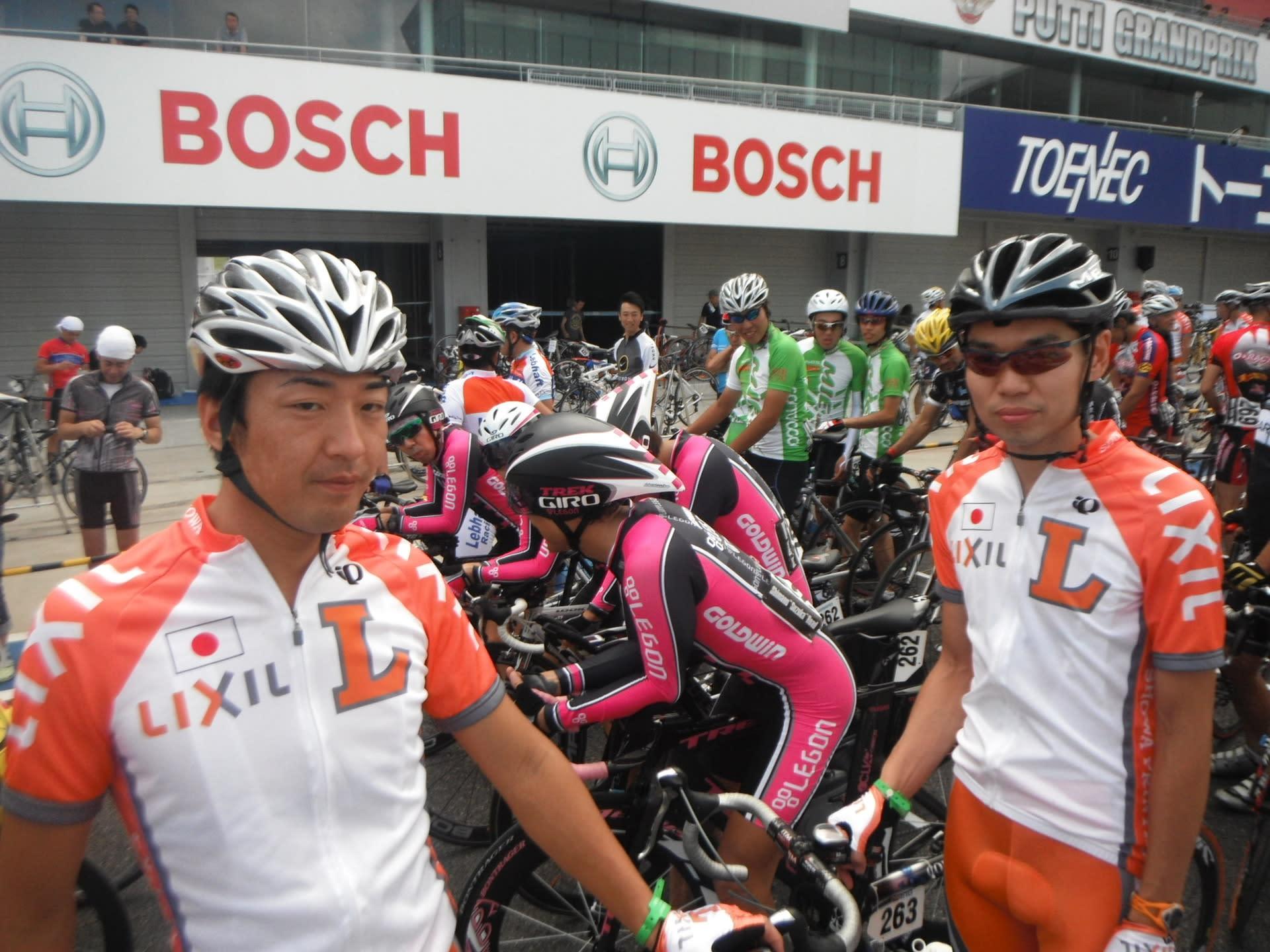 Shimano Suzuka Road 2011 参戦...