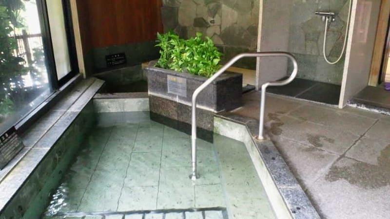 温泉のバリアフリー