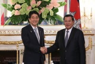 日本とカンボジアの関係