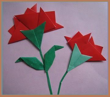 クリスマス 折り紙 5月 折り紙 : blog.goo.ne.jp