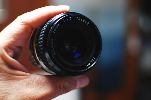 NIKKOR 24mm 1:2.8