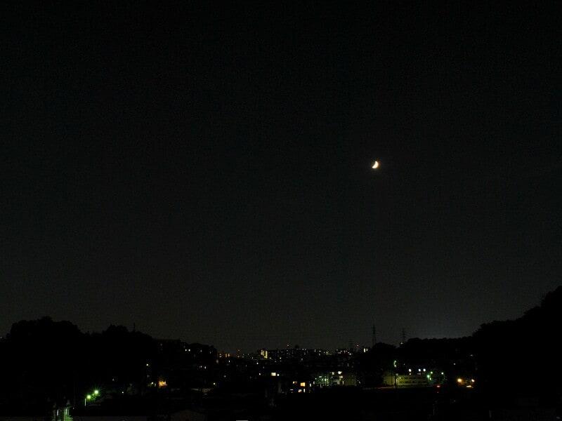 08月27日 朝霞方向