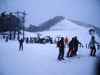 スキー場の様子は080120 - BES大...