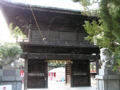 穴切大神社楼門