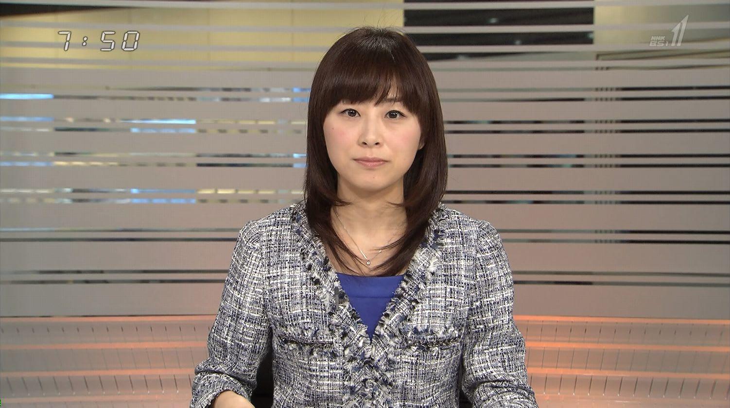 堤真由美 BSニュース 12/12/15 -...