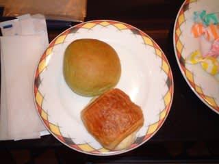 ほうれん草のパン