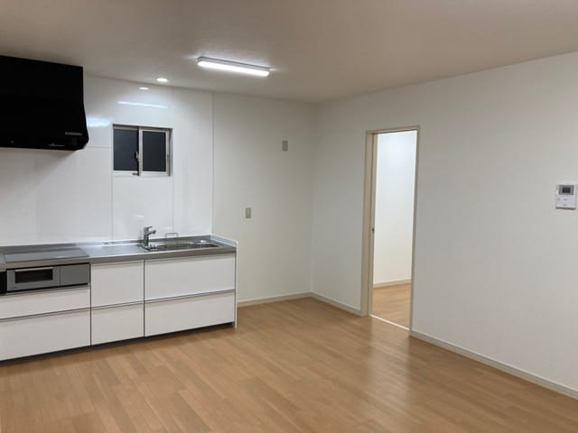 真備町のI様邸のキッチンです | 倉敷市で新築一戸建てを建てるならサンブランドハウス