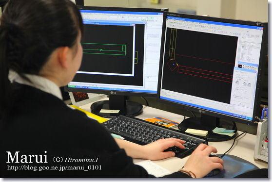 精密板金 丸井工業 CAD/CAM