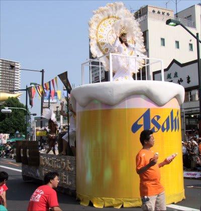 しょせんコンデジ 浅草サンバカーニバルの画像