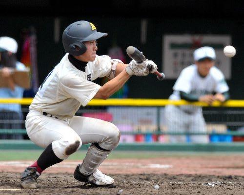 「バント 野球」の画像検索結果