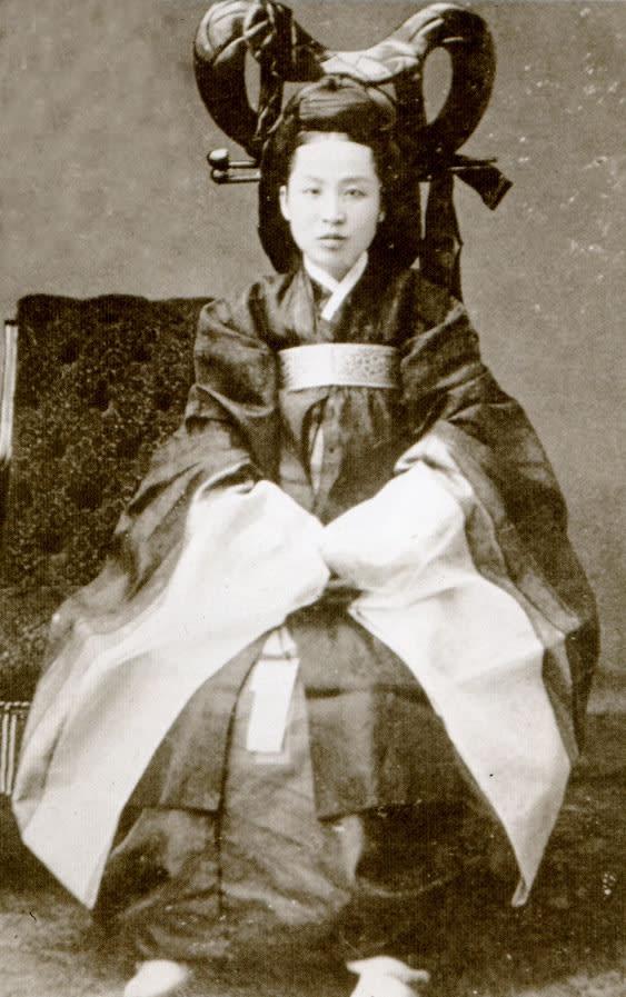 1895(明治28)年 〈閔妃殺害(乙未)事件〉★ ベック式!暗記法ブログ Top