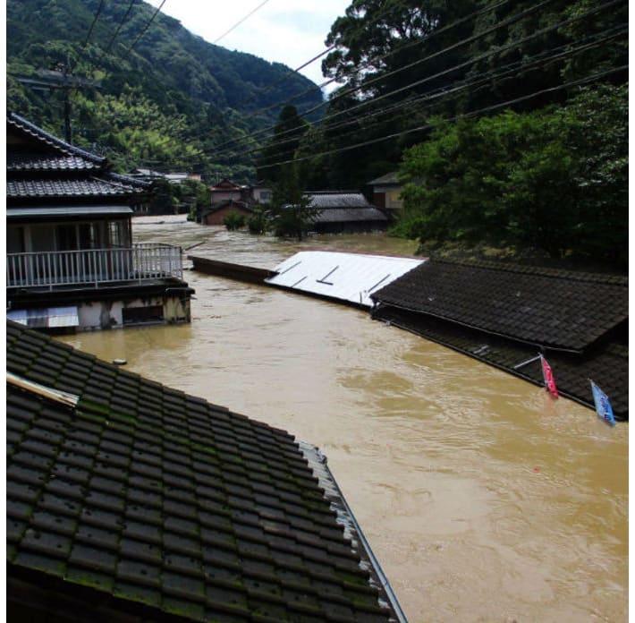 洪水 荒瀬 ダム 撤去