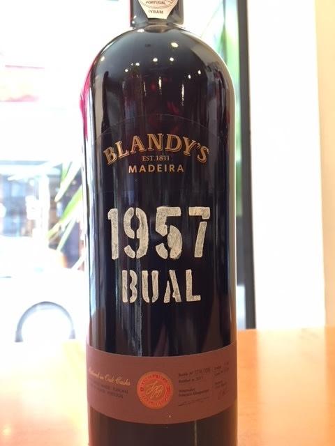 マデラ ワイン