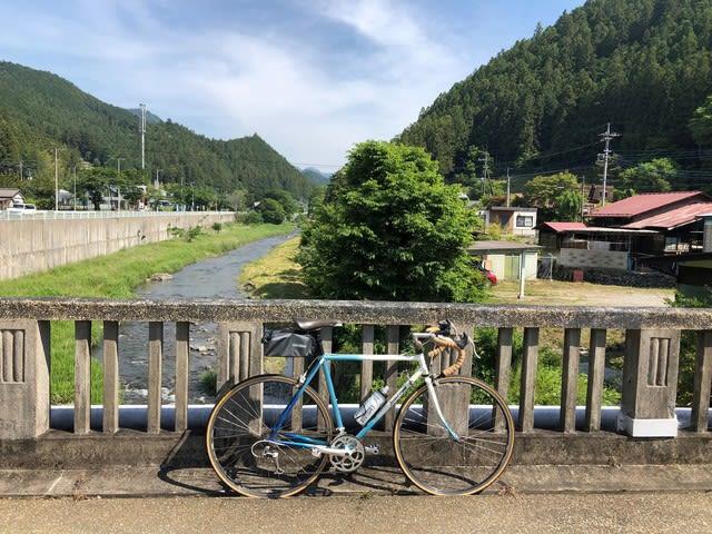 レイダック radac 名栗 飯能 青梅 サイクリング