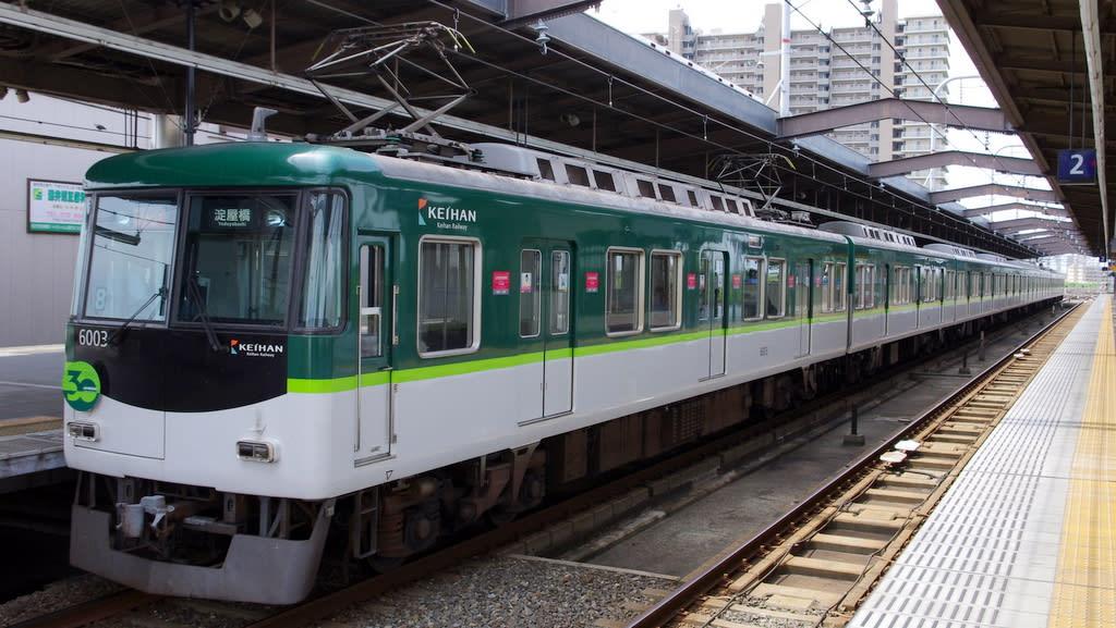 京阪6000系第3編成(6003F)