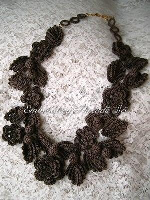 5番の刺繍糸