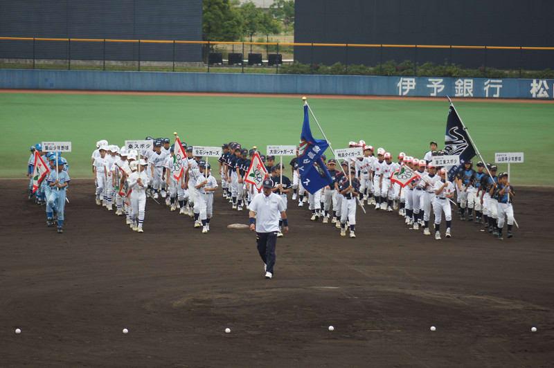 ☆第38回全国スポーツ少年団軟式野球交流大会愛知 …