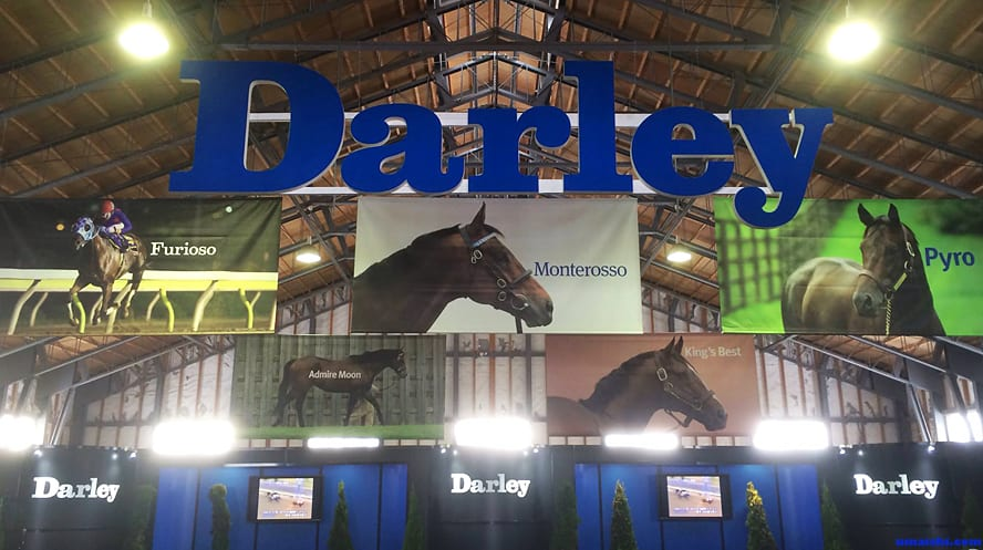 Darley Open House 2015(ダーレ...