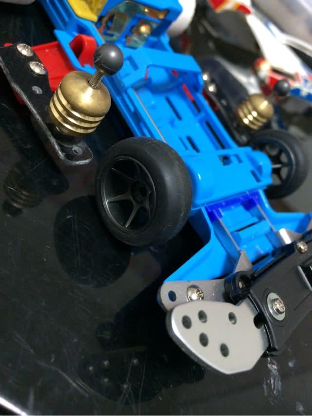 タイヤ レストン スポンジ GP.117 レストンスポンジタイヤ(ブルー):
