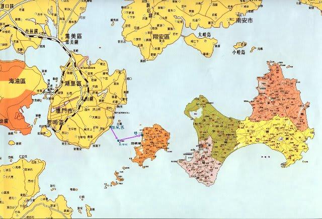 美しく複雑な島・金門島 - 台湾...