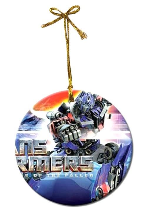 Transformers G1 MEGATRON Tin Christmas Ornament from Bee International