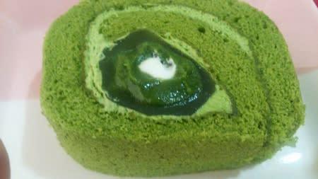 水 まんじゅう 抹茶 ロール ケーキ