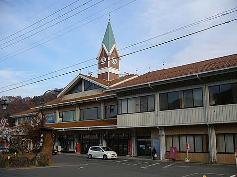 小海駅 - 駅は世界