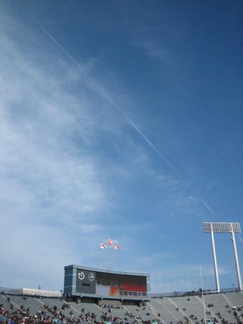 2006-2007大学ラグビー決勝戦 早稲田対関東学院