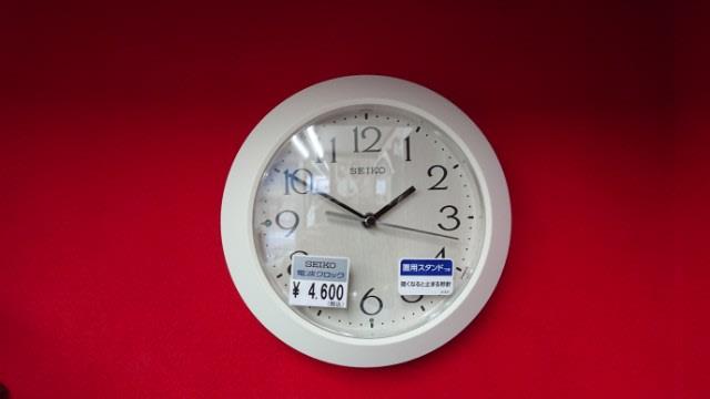 634e2b722f セイコークロックKX245 - 1級時計修理技能士 東京練馬 富屋時計店 ブログ