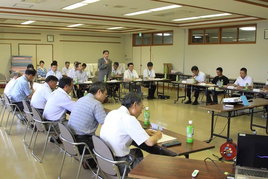 学区再編検討委員会が初会合 - ...