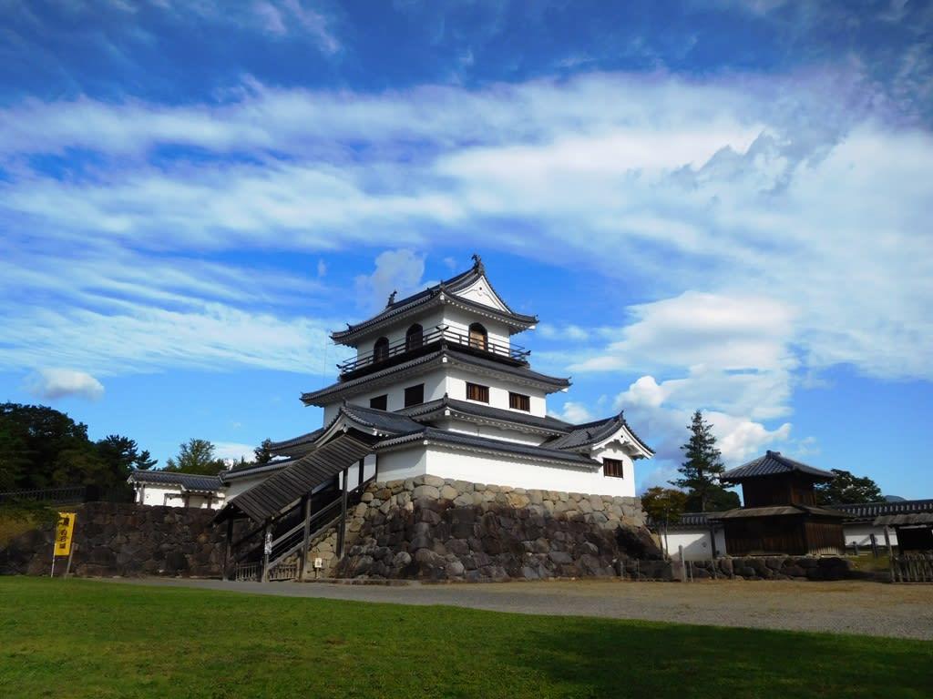 白石城(宮城県) - むぎの城さ...