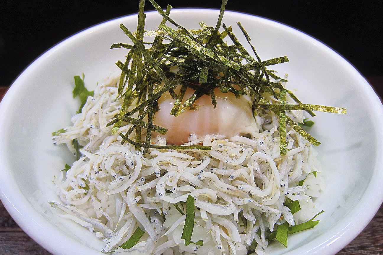 しらす丼」 は、超簡単で美味しい。 ~レシピ付き~ , □炎の