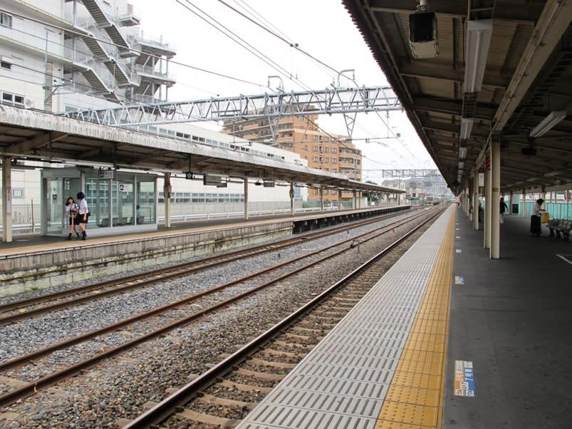 「久喜駅 島式2面4線化」の画像検索結果