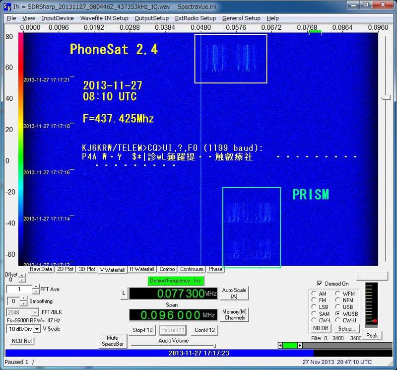 Phonesat1127sdr