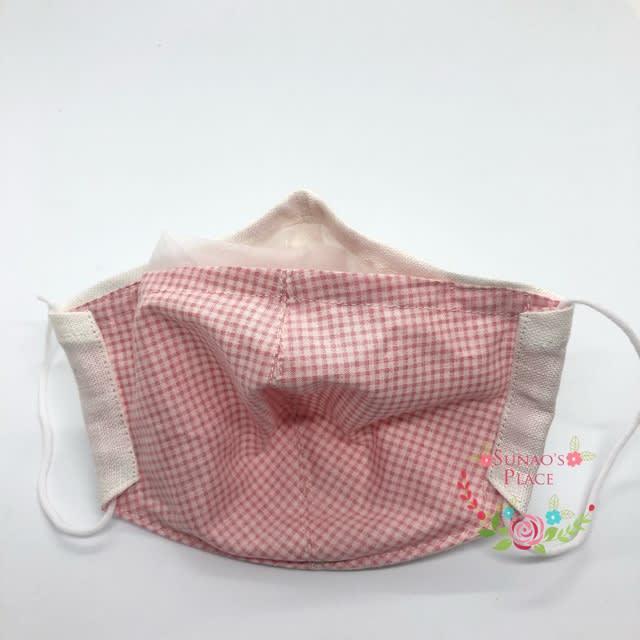 フィルター ポケット 付き マスク 作り方