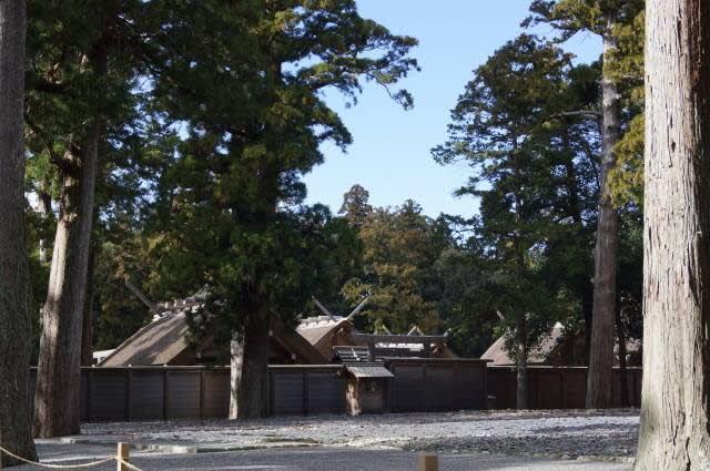 伊勢神宮「外宮」に参拝行ってきました〜(^^) 2018