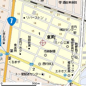 Ajiyoshimap