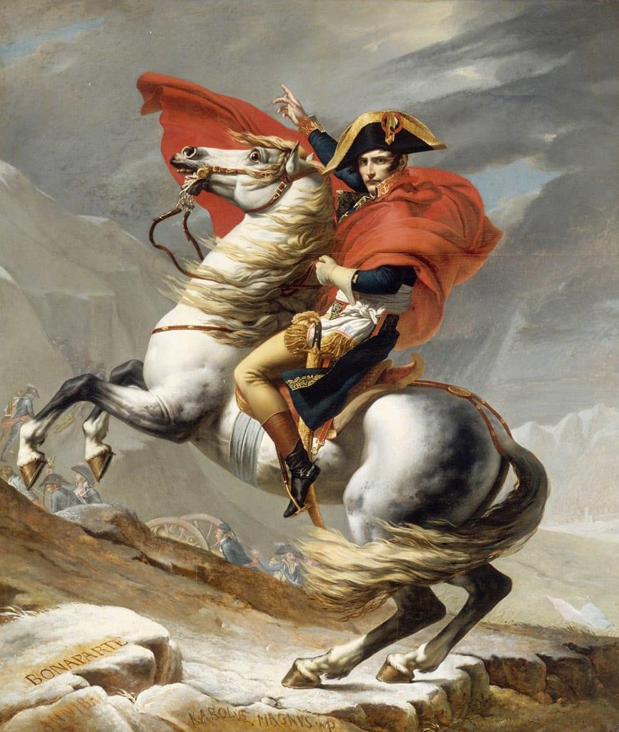 ハーブと歴史上の人物-7-ナポレオン(1769年8月15日 - 1821年5月5日 ...