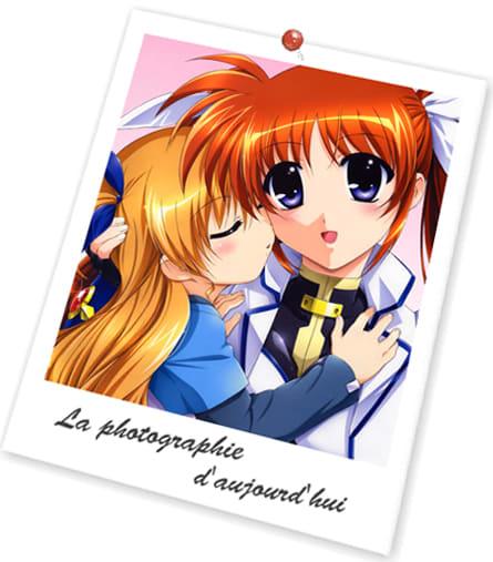 「魔法少女リリカルなのはViVid」Memory; 02☆「昔はいろいろあり ...