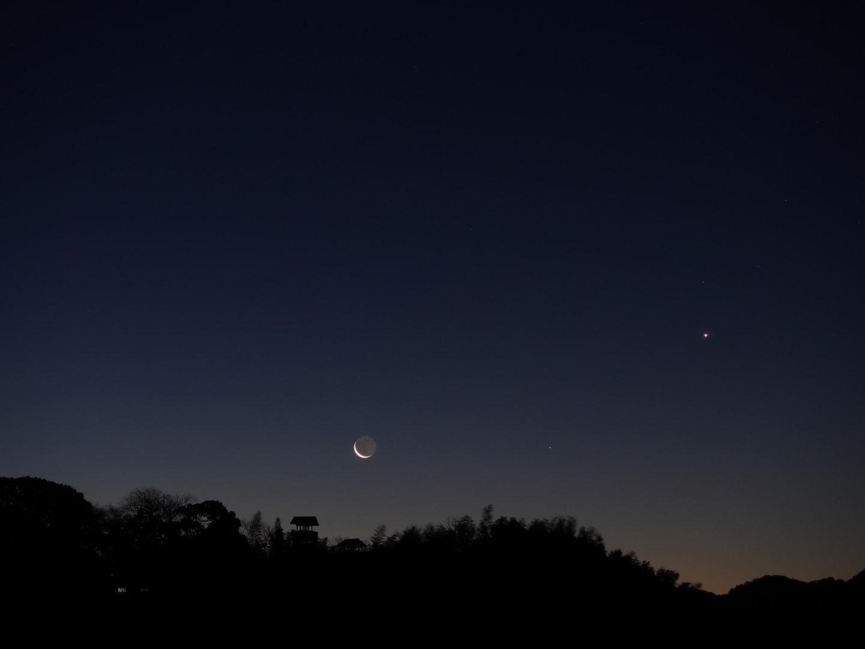 東条城&月齢28.1の画像