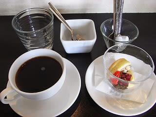 コーヒー&ぷちデザート