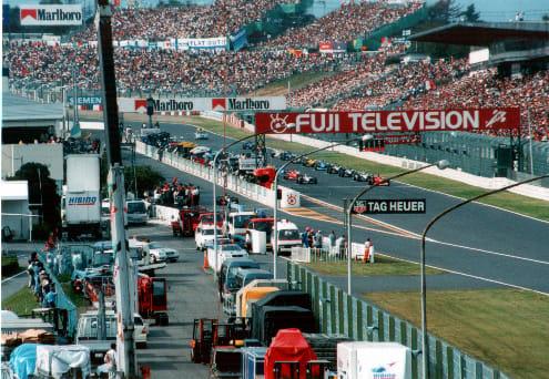 2001年のF1世界選手権