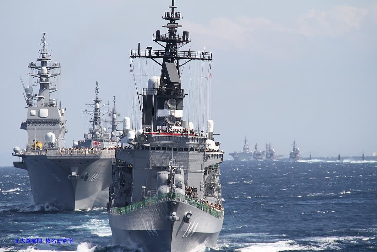 最強を誇った英国海軍「凋落」の...