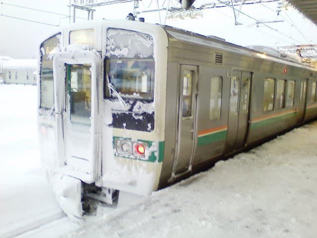 東北線福島駅経由で山形線、仙山...