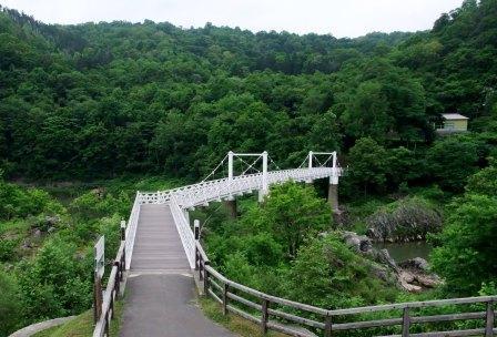 北海道旅行No.2 「神居古潭」散策 - 昔に出会う旅