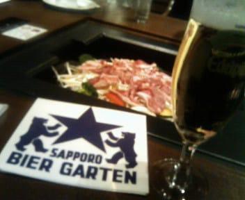 Fw:サッポロビール園
