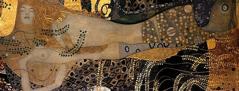 Klimt_waterserpents